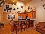 Kitchen | Bar Area