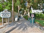 Beach Access directly across street from condo....2 minute walk