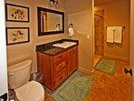 Main Floor Bedroom #1 En-Suite Bathroom