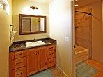 Bedroom #2 En-Suite Bathroom
