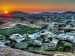 Beauty of Gozo Countryside