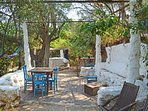 Casa del Nespolo: outdoor private area with seaview terrace