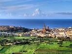 Beauty of Gozo countryside