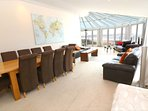 Woolacombe Holiday Cottages The Penthouse Dining