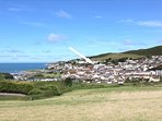 Woolacombe Holiday Cottagesthe Penthouse Location