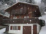 Chalet privé - Le Perce Neige à Thollon-les-Mémises
