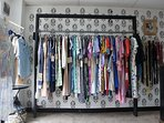 Vintage Clothing Stores -see our Map for Directions
