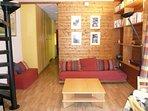Living room - Eat corner