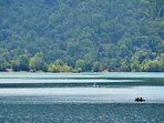St Cassien Lake: 18 km – 35min