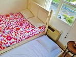 Third Suite: Trundle Bed Full on the top & Twin on the bottom