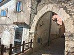 Accesso del centro antico.
