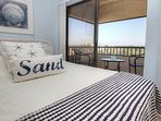 Enjoy time on the Intracoastal facing balcony at Arie Dam 503 in Madeira beach
