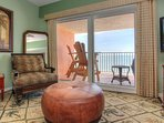 Teeming Vacation Rentals wants you to relax with Gulf views from your bedroom