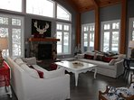 Ready for the Holidays at Muskoka Soul Cliff Bay House