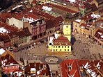 Council Square, Historic Center, Brasov