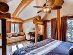 Silver Vein King Bedroom