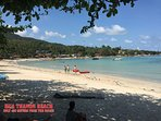Hua Thanon Beach Only 450 Meters from the apartment