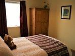 SKARF Ground Floor Double Bedroom