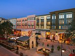 Santana Row is an outdoor shopping mall in San Jose, CA. This is one of the must-visit places!