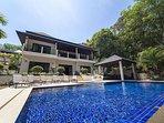 Ploi Attitaya | 6 Bed Contemporary Pool Villa Near Nai Harn Beach Phuket