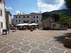 Piazza di Rovere e 'Lu Bar'