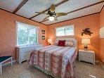 15/22: Guest Bedroom with queen bed