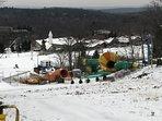 Ski on access
