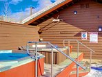 The Community Hot Tubs at The Whistler Townhome