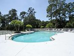 1 of 2 Community Swimming Pools (heated) in Briarwood