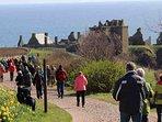 Dunnottar Castle is a nice trip up the east coast