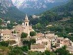 The village of Valldemossa