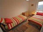 Chambre avec deux lits simples 90X200