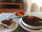 Oreo torte, Delicious!