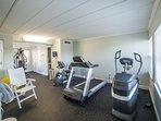 IE fitness center
