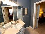 En-Suite to King Master Bath w/Walk In Shower - View #2