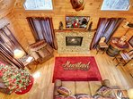 Enjoy Christmas in a Pigeon Forge Cabin Rental