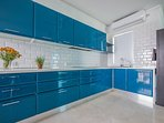 Modern and high quality kitchen