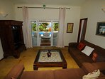 living room villa Philibert