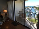 Balcony W/Direct Ocean, Marina, Islands, and Sunset Views!