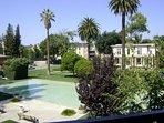 That is the original Mansion of Santa Clara!