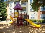 Play area for the kids, right on site! No need to leave your oasis.