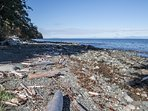 Oceanfront Private Home in the Comox Valley!