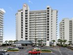 Windward Pointe is located in the heart of Orange Beach. It is 5.5 miles east of Hwy. 59