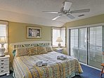 You'll have 3 spacious bedrooms to choose from.