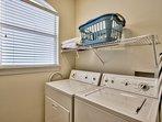 Full-size Washer / Dryer