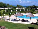 Beachfront Oceania Resort Condo