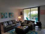 Professionally renovated and decorated 900 sq. ft. condo , all new furnishings