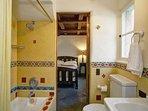Guest Bathroom Off Kitchen