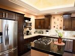Your fully-modern, fully-equipped kitchen.
