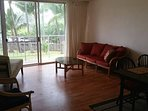 shared 2 bed/2bath condo near Ho'okipa beach & Paia Bay.  Free Wi-Fi, parking assigned or unassigned